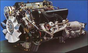 6.9 engine
