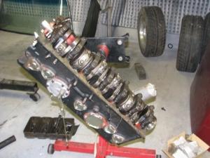 280SE manual trans  M130 014