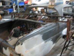 220SE rust repair 009