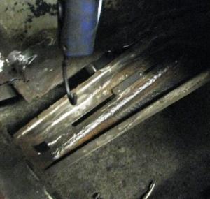 220SE rust repair 020