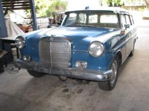 220SE rust repair 025