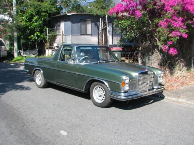 Mercedes W108 restoration | benzkraft